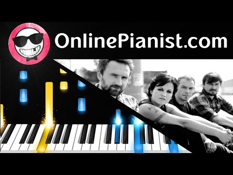 The Cranberries - Zombie - Easy Piano Tutorial & Sheet - How to Play