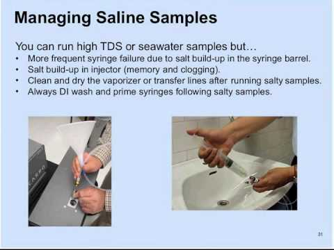 2014: Approaches for obtaining accurate long-range water isotope (d18O and d2H) performance