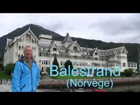 Norvège : VIDEO Balestrand