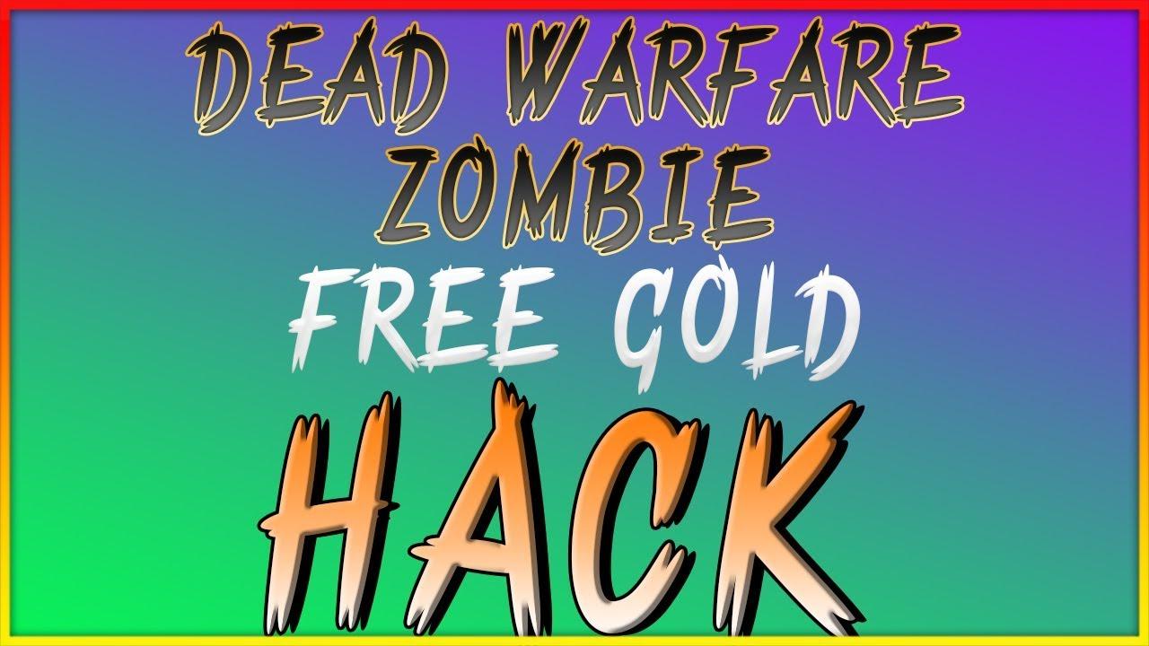 dead warfare zombie mod apk unlimited gold