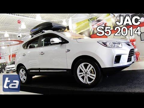 JAC S5 2014 en Perú I Video en Full HD I Todoautos.pe ...