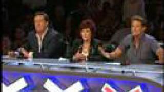 Paul West & Tucker the Dog - America's Got Talent 2008