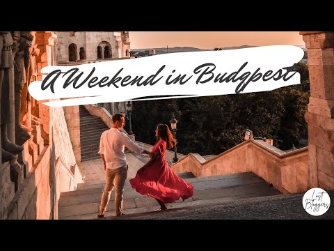 Weekend in Budapest Hungary - Our Citytrip in 3 Minutes