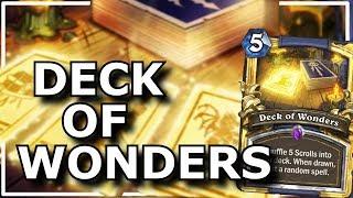 Hearthstone - Best of Deck of Wonders