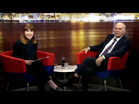 Sir Vince Cable talks to JMU Journalism (full Interview)