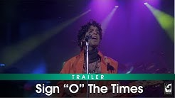 "Prince - SIGN ""O"" THE TIMES - Trailer (1987) HD"