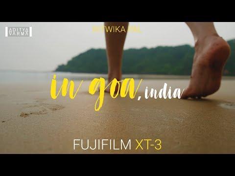 In Goa, India - Shot on Fujifilm XT3 || A travel video