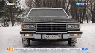 Chevrolet Caprice.Видео обзор.Тест драйв.