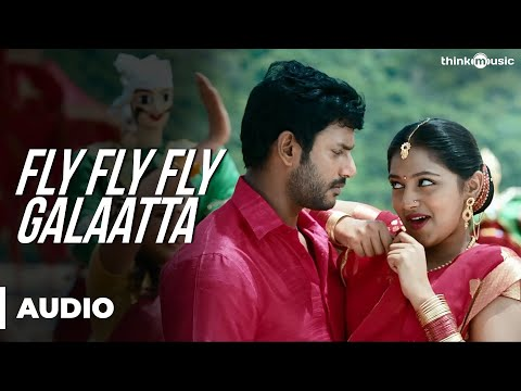 Fly Fly Fly Galaatta Official Full Song - Palnadu