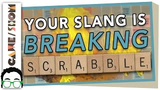 How Modern Language Breaks Scrabble | Game/Show | PBS Digital Studios