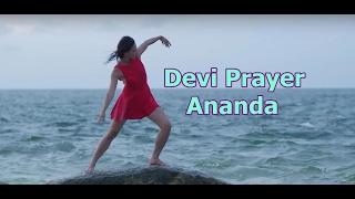 namaste devi prayer ananda