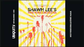 """Shawn Lee's Ping Pong Orchestra - """"Boss Bossa"""""""