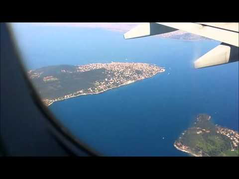 Pegasus Airlines B737-800 Landing Istanbul Sabiha Gökcen