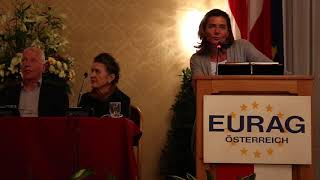 EURAG Vortrag über Resilienz, Hashimoto, Tinnitus, Migräne, Sjögren