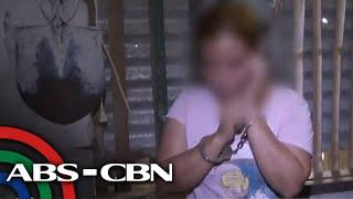 Babae timbog matapos umanong ibugaw ang anak, pamangkin sa 'online sex shows' | TV Patrol