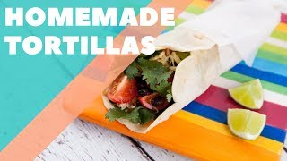 Homemade Tortillas | Good Chef Bad Chef S10 E65