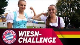 Wiesn-Challenge mit Miedema & Evans | FCB Frauen
