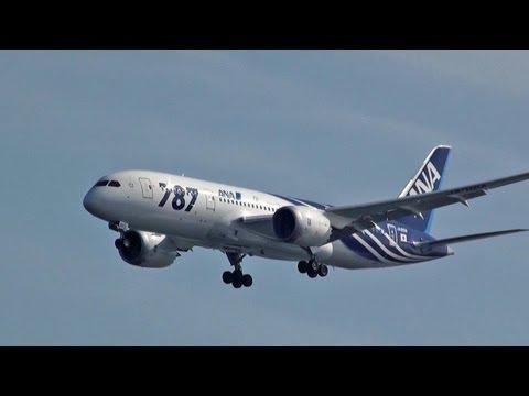 ANA BOEING 787 DREAMLINER