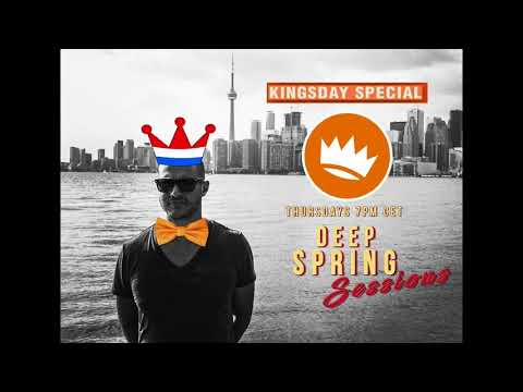 Deep Spring Sessions #30 - Kingsday Special