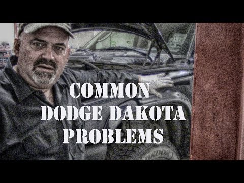 Common Dodge Dakota Problems - YouTube