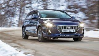 The Hyundai i 30 review test Drive Interior and Exterior Design.
