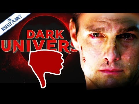 Thumbnail: The Dark Universe Is Dead