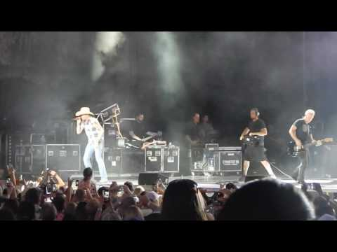 Jason Aldean Just Getting Started Live Salt Lake City Utah 6/25/2016