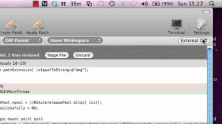 Atlassian SourceTree - Git and Mercurial Mac Client Overview Video