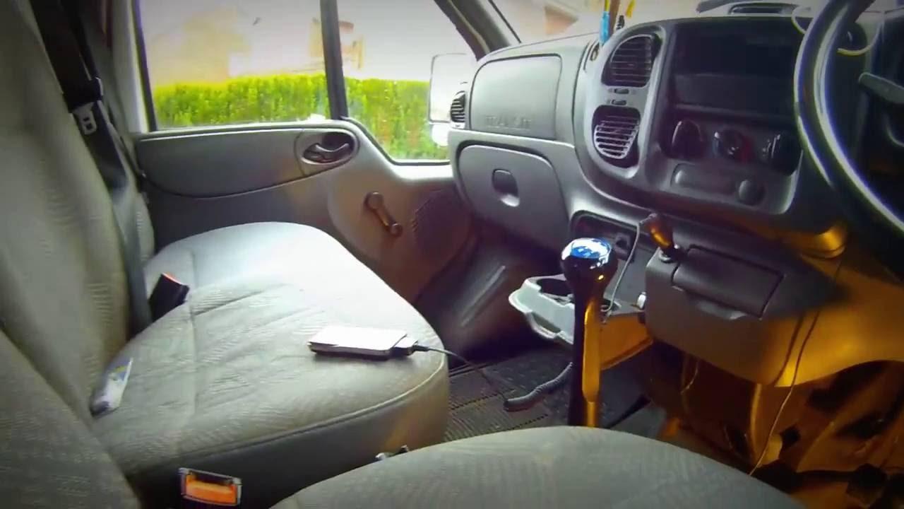 как снять резистор печки вентилятора ford transit