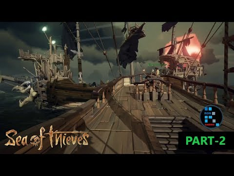 SEA OF THIEVES | WE GOT ATTACKED BY THE PIRATES AND SHARKS#2