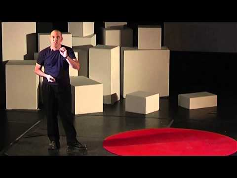 Post-musica: Francisco Lopez at TEDxMurcia 2014