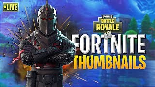 [FREE] Epic Fortnite Thumbnail Template | Photoshop CC