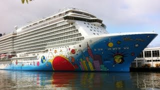 Norwegian Breakaway Ship Tour