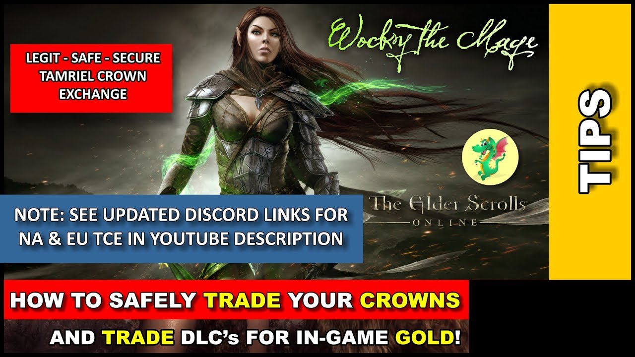 Elder scrolls online discord