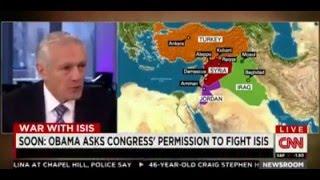 """الجنرال ويسلي كلارك""""واشنطن وحلفاءها هم الذين أنشأوا جماعة """"داعش"""" الإرهابية"""""""
