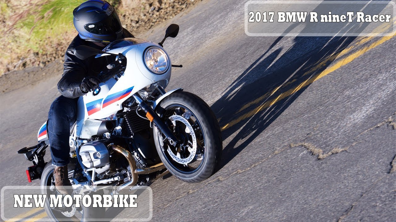 BMW R nine T Racer Review and Price 2017