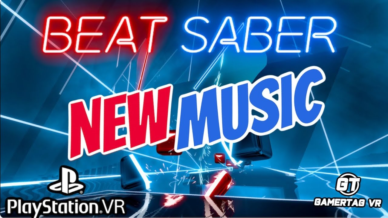 New Music for Beat Saber On PlayStation VR