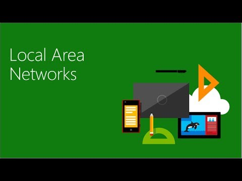 1-Understanding Local Area Networks : Local Area Networks  Part 1