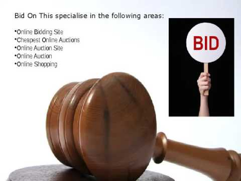 Cheapest Online Auctions And Bidding Site in Surrey - Online Bidding Site, UK
