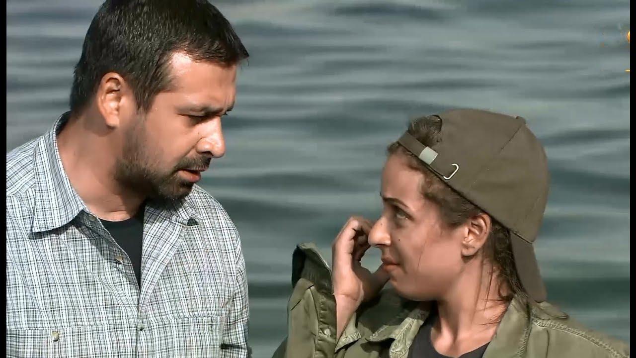 مسلسل الهروب، اللقاء الأول بين كريم عبدالعزيز وريم البارودي