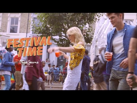 FESTIVAL TIME! | Pepe Jeans