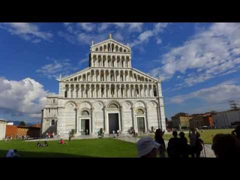 An Afternoon In Pisa - Sep 25, 2014