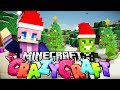 Christmas Challenge | Minecraft Crazy Craft VS.