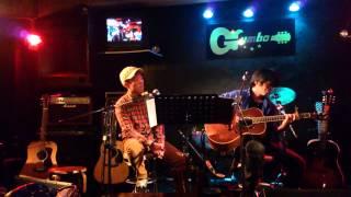 """""""まさやん会""""in Gumbo!! (2014.1.12) 山口県周南市にあるLIVE HOUSE Gum..."""