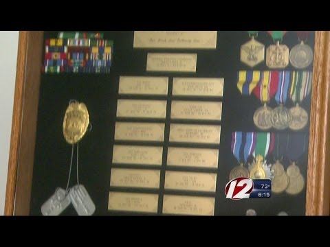 Man Tracks Down Owner of Found WWII Medals