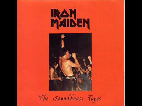 Iron Maiden - Prowler - The Soundhouse Tapes