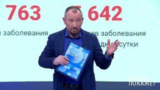 Подозрение на коронавирус Время покажет Фрагмент выпуска от 21 04 2020