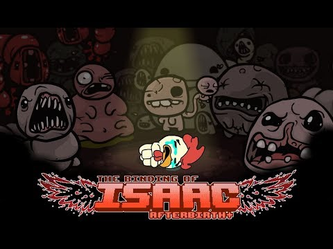 Confie no Random - The Binding Of Isaac Afterbirth+