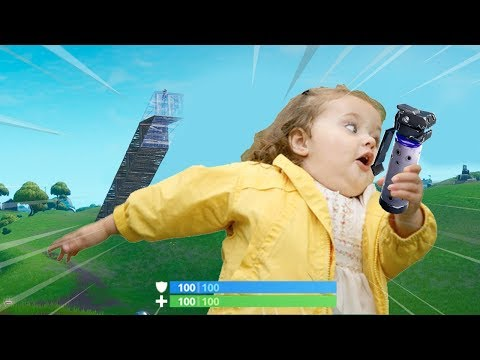 Fortnite MEMES that were recorded in Area 51