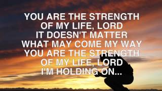 Download Strength Of My Life   Planetshakers Lyrics Video Mp3 and Videos